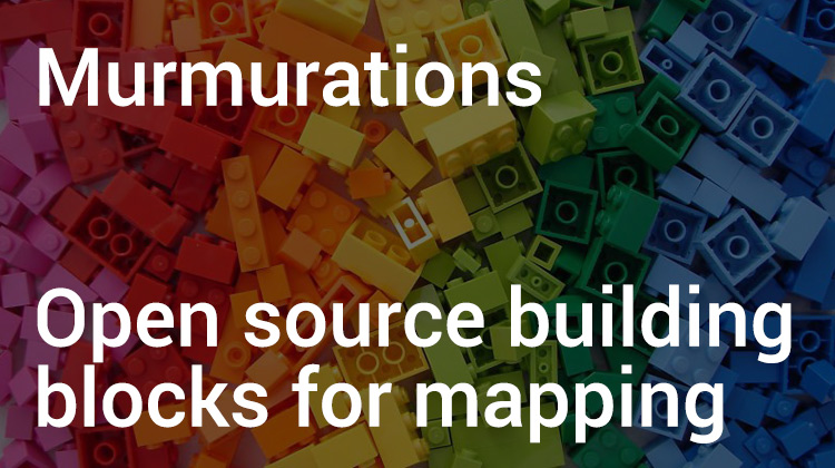 open source building blocks for mapping